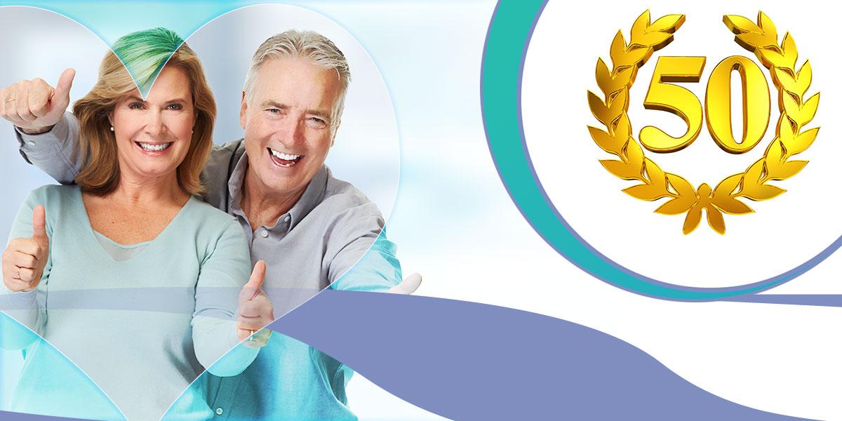 Ayez une protection en assurance vie à vos 50 ans et économisez!