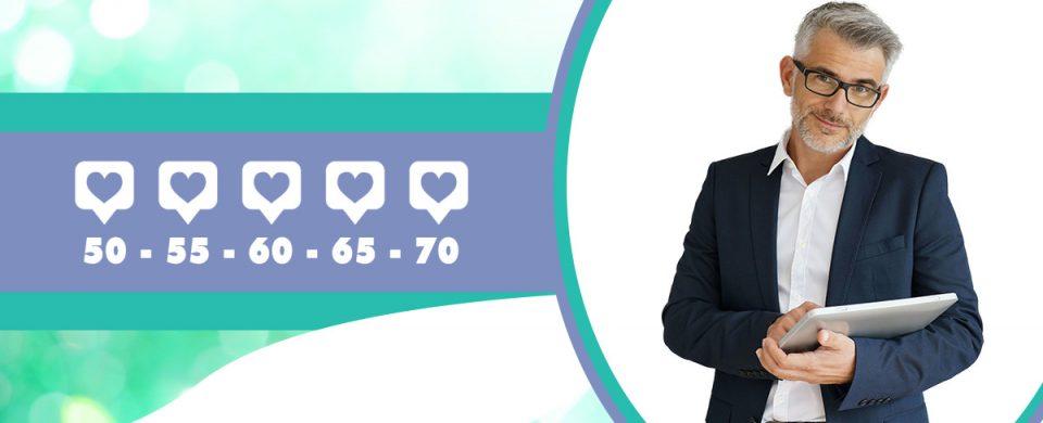 Magasiner pour avoir une assurance vie quand vous présentez l'âge de 70 ans, 60 ans ou 55 ans avec «Soumissions pour Aînés»!